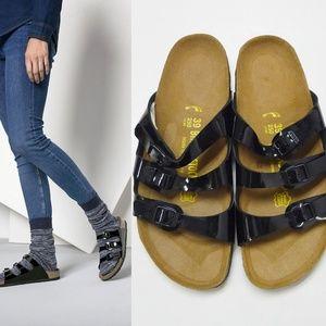Birkenstock 3 strap sandals